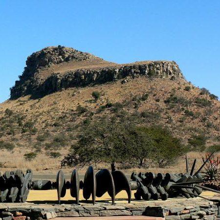 Isandlwana Hill