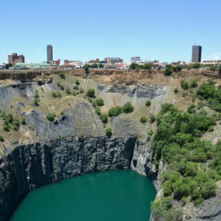 Kimberley-Big-Hole-diamond-mine