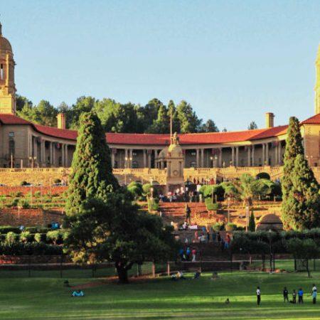 The Union Buildings, Pretoria