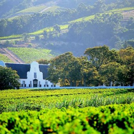 Winelands day tour - Cape Town